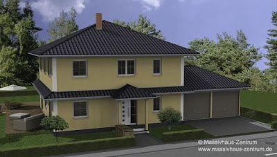 Haus Mediterran Planen Und Bauen. Holen Sie Sich Südliches Lebensgefühl In  Ihr Neues Massivhaus.