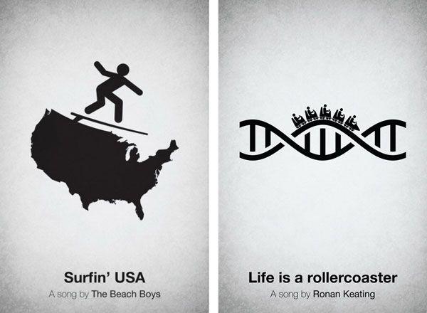 songs in logos...