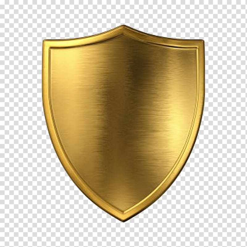 Gold Shield Illustration Escudo Computer File Gold Shield Transparent Background Png Clipart Mirror Illustration Transparent Background Pen Icon