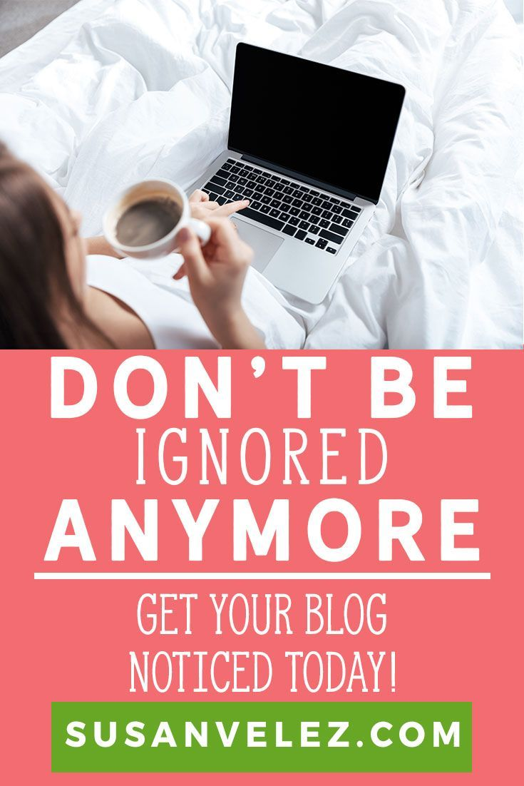How to Get Your Blog Noticed When No One Knows You