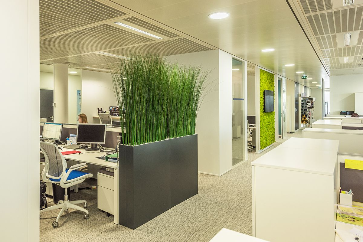 Open space design by cléram style design bureau architecture
