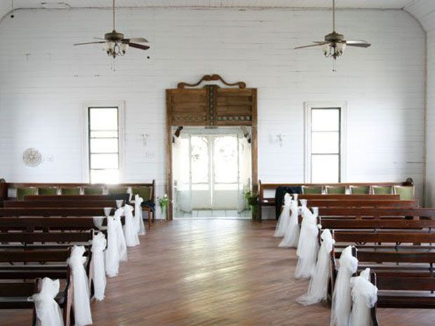 Country Weddings O Ever After Chapel