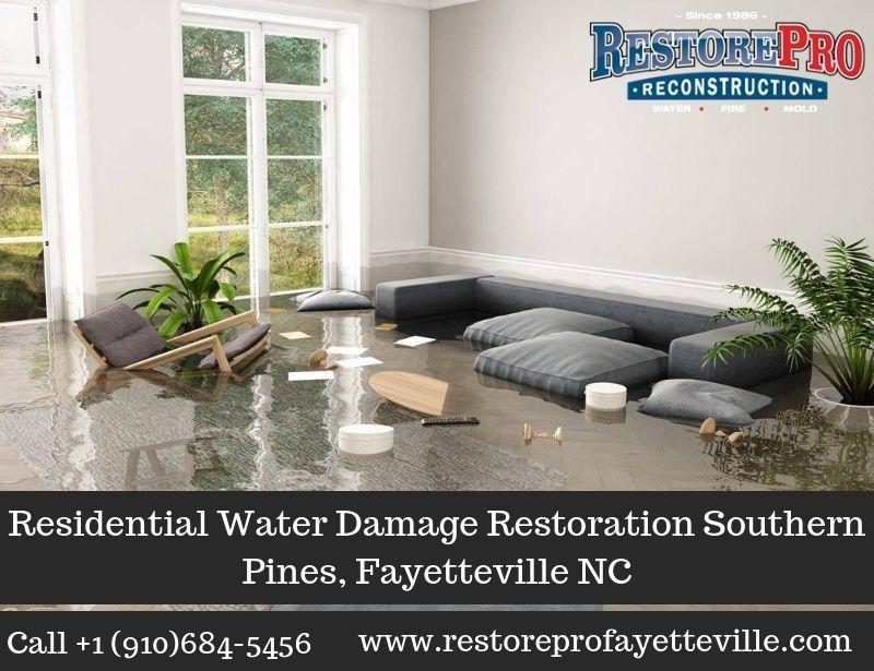 Commercial Restoration Services Damage Restoration Emergency Water Water Damage