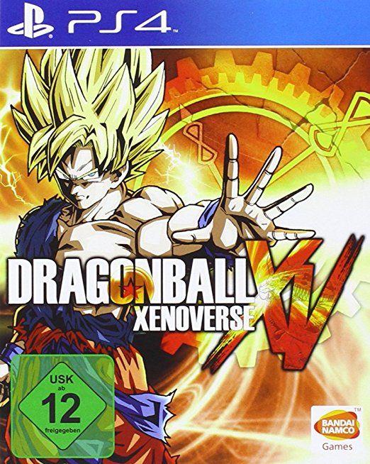 Dragonball Xenoverse Playstation 4 Playstation Spiele Playstation Geschenk Play Station 4 Geschenkideen Playstation Dragon Ball Playstation Actionspiele