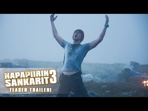 Pari uutta muuttujaa: traileria pukkaa! Nätiltä näyttää!  NAPAPIIRIN SANKARIT 3 elokuvateattereissa kautta maan 23.8.2017. 🎬  @NordiskFilmFi