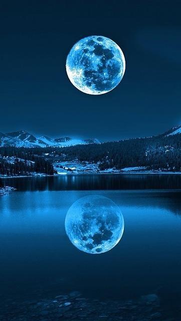iphone lock screen wallpaper - Bing images | Blue ...