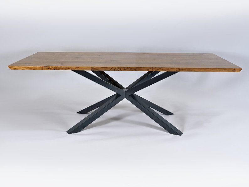 Table Base Spider Table Legs Dining Table Base Metal Base Steel Table Xsavi 80 60 Dining Table Bases Dining Table Table Legs