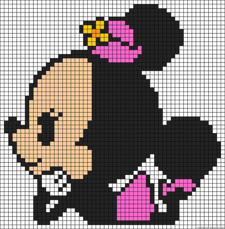 Résultat De Recherche D Images Pour Pixel Art Mickey Mini Kawaii