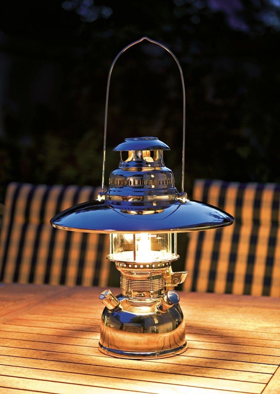 PETROMAX HK500 chrom Starklicht-Petroleumlampe px5c