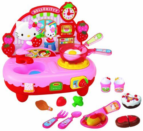 hello kitty kitchen set  read more reviews of the