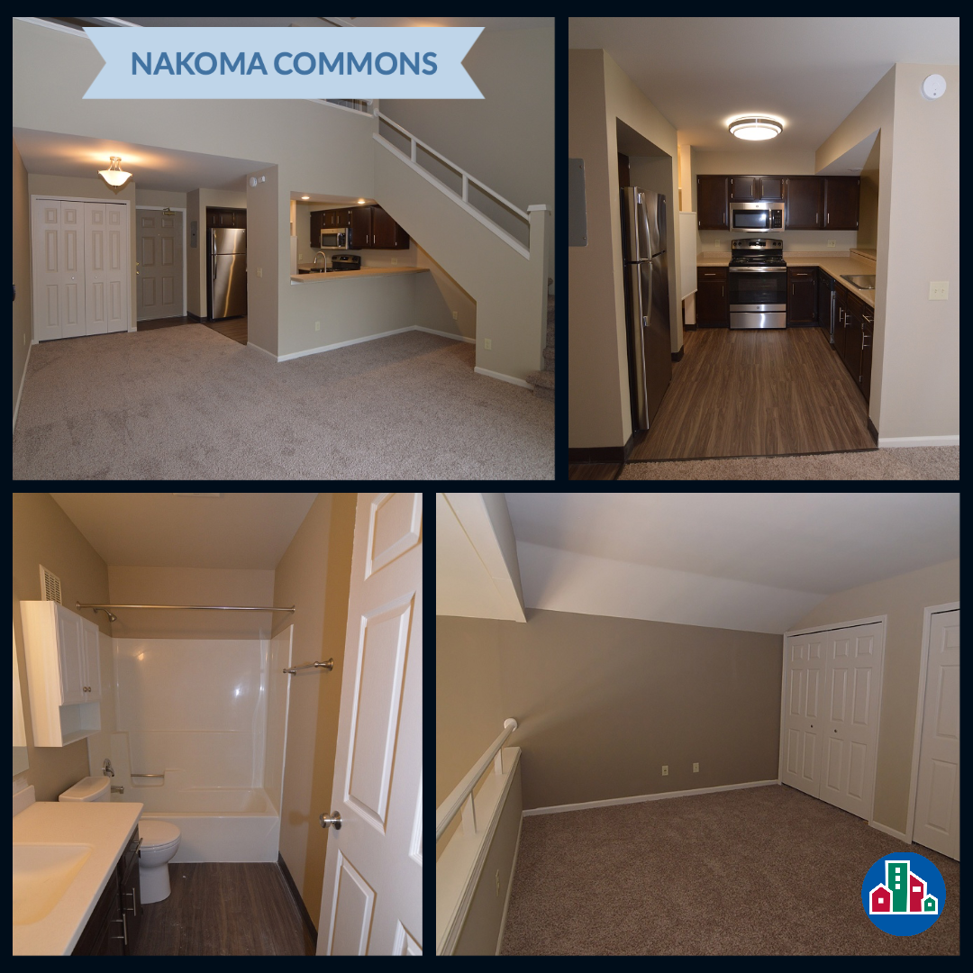 There Is A 1 Bedroom Loft Available For 10 1 At Nakoma Commons Explore The Virtual Tour By Clicking The Loft Style Apartments Apartment Communities Apartment