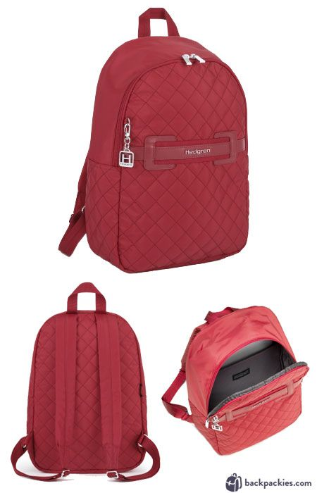 d7a4c5def2 Hedgren Barbara laptop backpack for women - Sophisticated and grown up -  Learn more  https