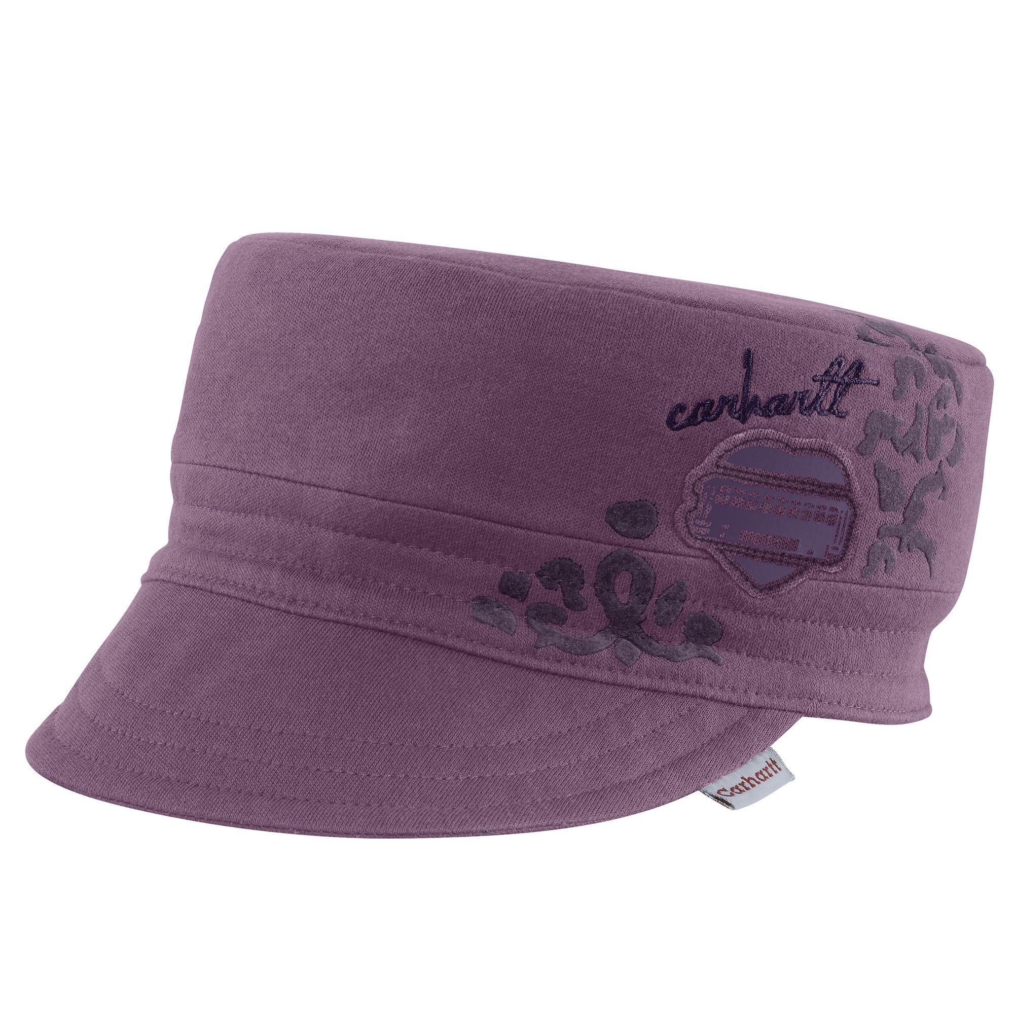 e344be0fb77 Carhartt WomensOsmore Conductor Cap 101114 Mulberry Purple