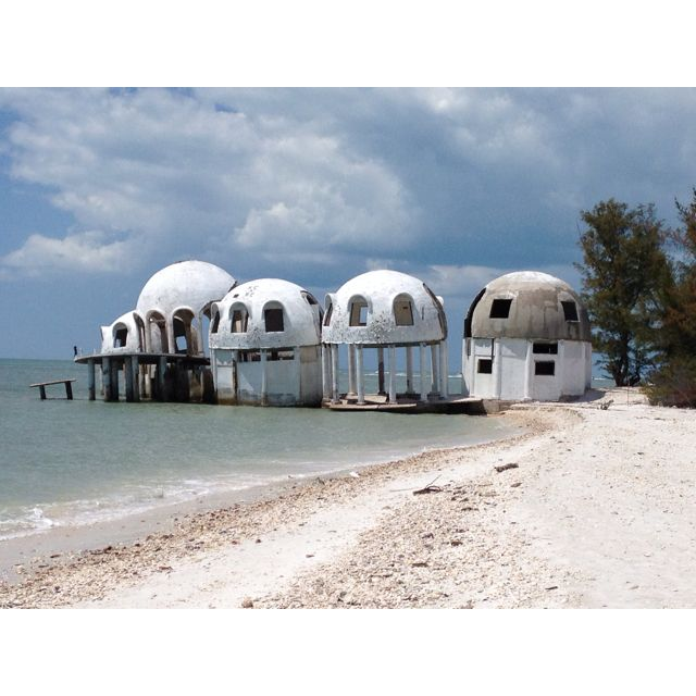 """Dome"" Homes; Marco Island, FL"