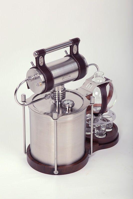 охлаждение водой в самогонном аппарате