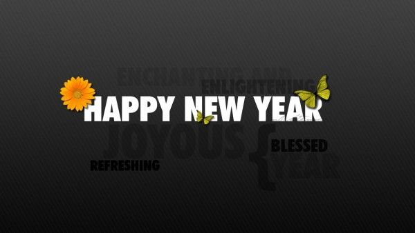 Happy New Year 3 Happy New Year Wallpaper New Year Wallpaper Happy New Year
