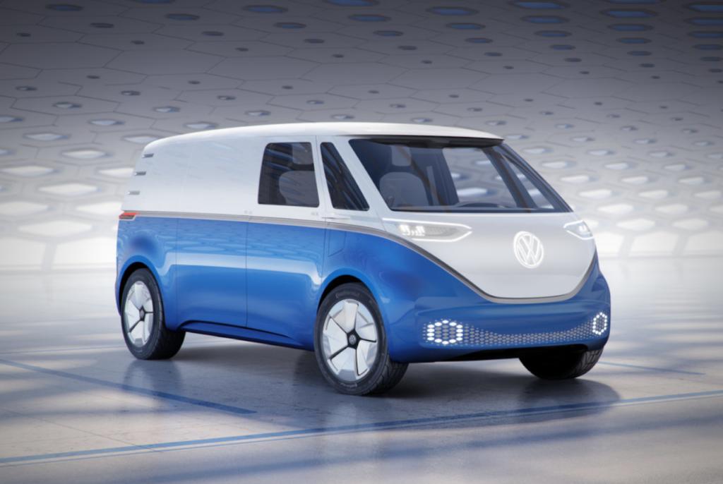 All Electric Volkswagen Microbus Men S Gear Electric Van Volkswagen Mini Van