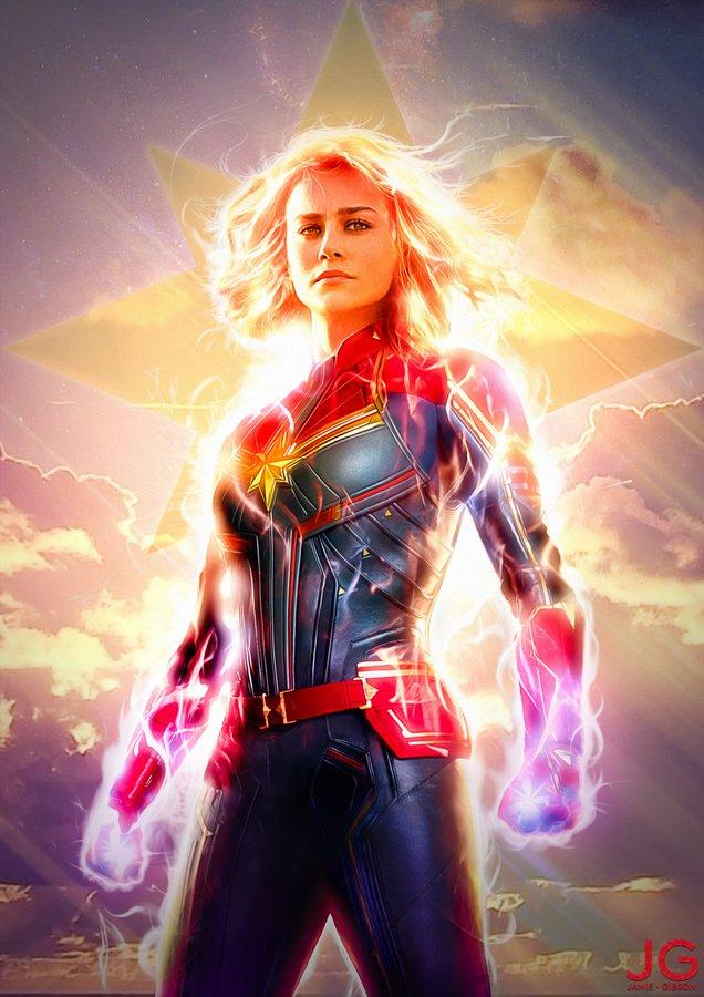 Brie Larson Is The Chosen One By Divine Signsbrie Larson Est L Elue Par Signes Divins Captain Marvel Marvel Heroines Captain Marvel Carol Danvers