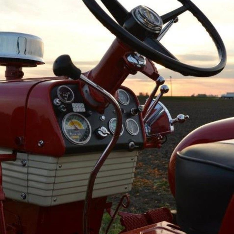 Do you think Farmall 560 Chrome Package deserves to win the ... Farmall Tractor Wiring Harness on