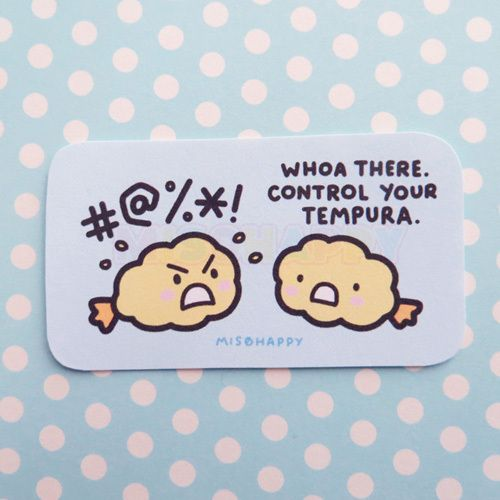 These Japanese Food Puns Have Melted Our Cynical Hearts Food Puns Sushi Puns Cute Puns