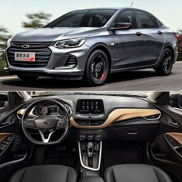 Chevrolet Onix Sedan 2020 General Motors Chinesa Revelou Mais