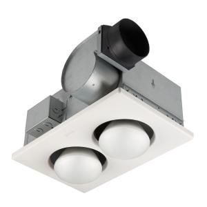 Nutone Ceiling Bathroom Exhaust Fan Infrared Heater 70 Cfm 250 Watt 9427p Bathroom Fan Light Bathroom Heater Bathroom Exhaust Fan