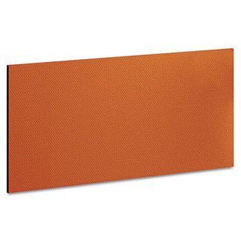 "Momentum Collection Tackboard For 36"" Hutch, 30-7/8w X 5/8d X 14-7/8, Orange"