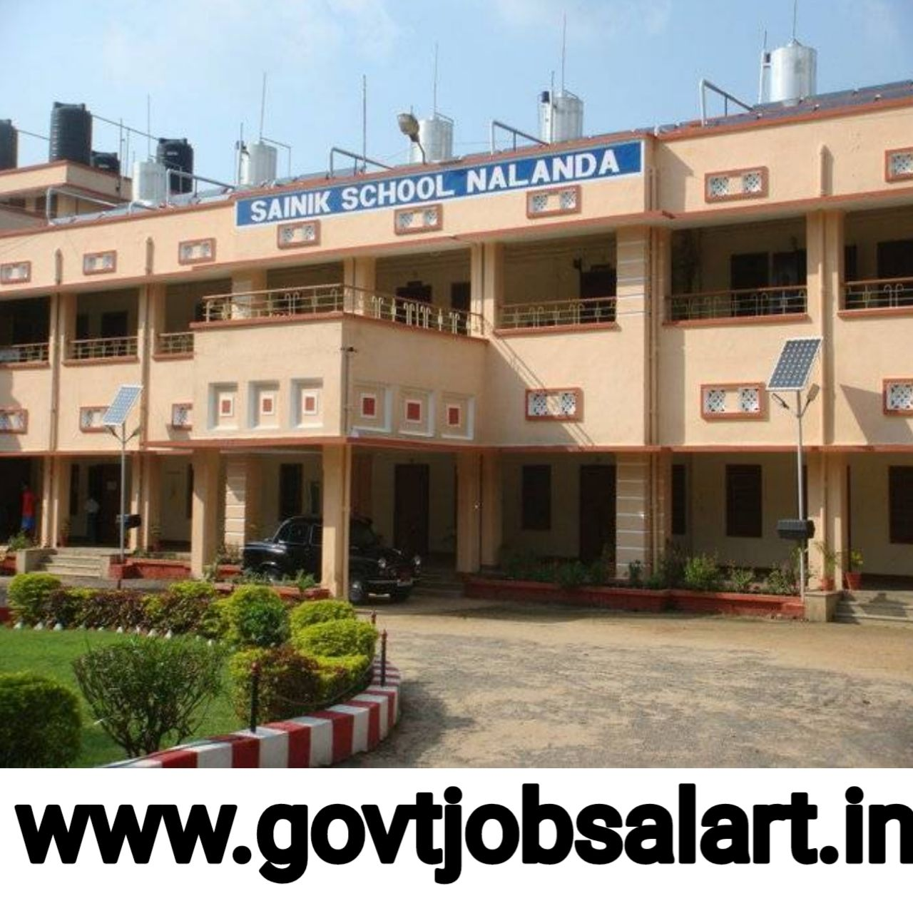 Govt jobs alart Sainik school nalanda recruitment 2020