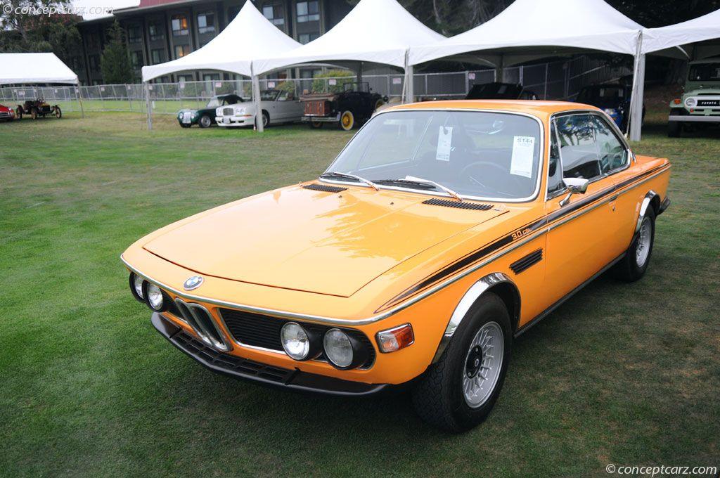1,971 BMW 3.0 CSL | Conceptcarz.com | AUTOS BMW | Pinterest | BMW
