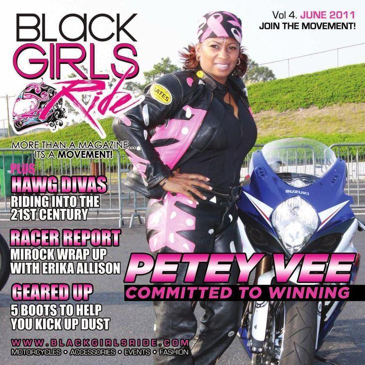 Black Girls Ride Magazine Vol. 4 Black Girls Ride Magazine, Motorcycles, Women ….