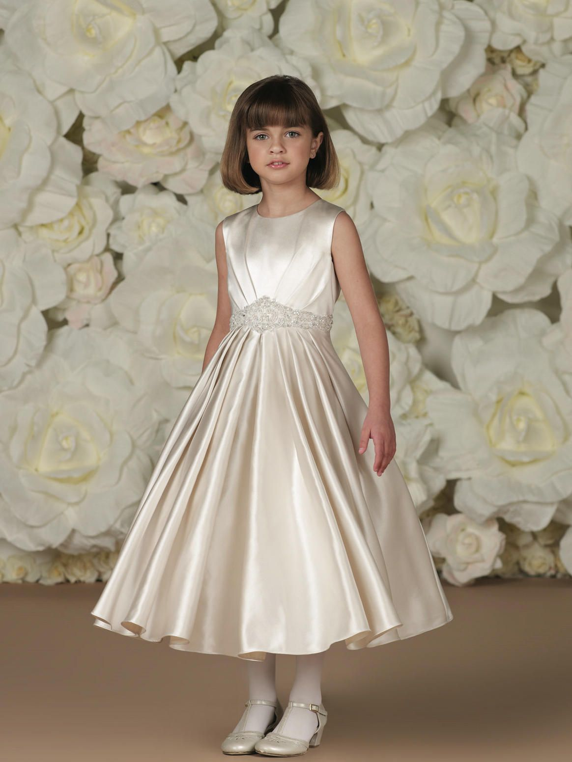 Little girl dresses | Little Fashionistas | Pinterest | Satin, The ...