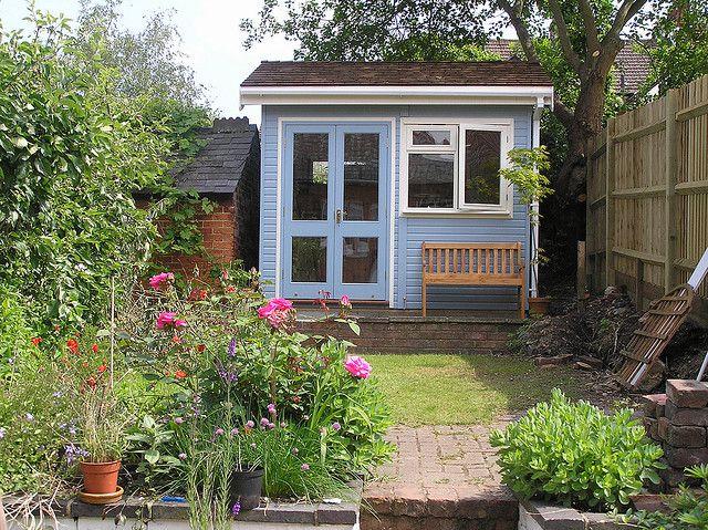A Tiny Studio For The Backyard?