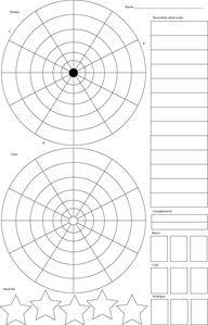 Color Wheel Worksheet | color wheel worksheet