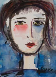 Epingle Par Lyne Gravel Sur Madeleine Rousseau Artiste Peintre