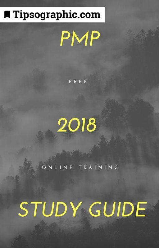 TIPSOGRAPHIC — PMP certification free online training