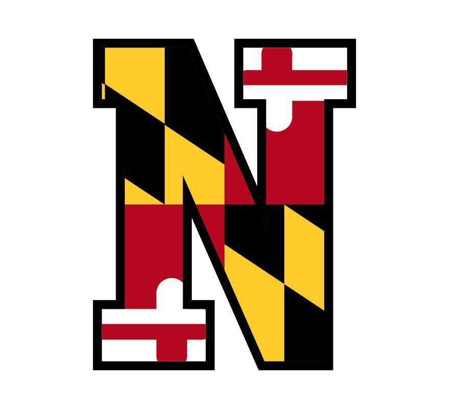 Buchstabe Letter N Flagge Flag Maryland Vereinigte Staaten Von Amerika United States Of Americ Vereinigte Staaten Von Amerika Nordamerika Maryland