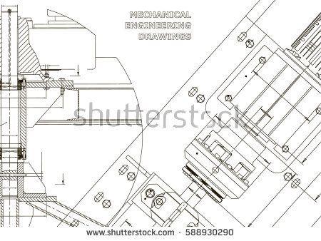 Mechanical engineering drawings technical design instrument making mechanical engineering drawings technical design instrument making blueprints white bubushonok malvernweather Images