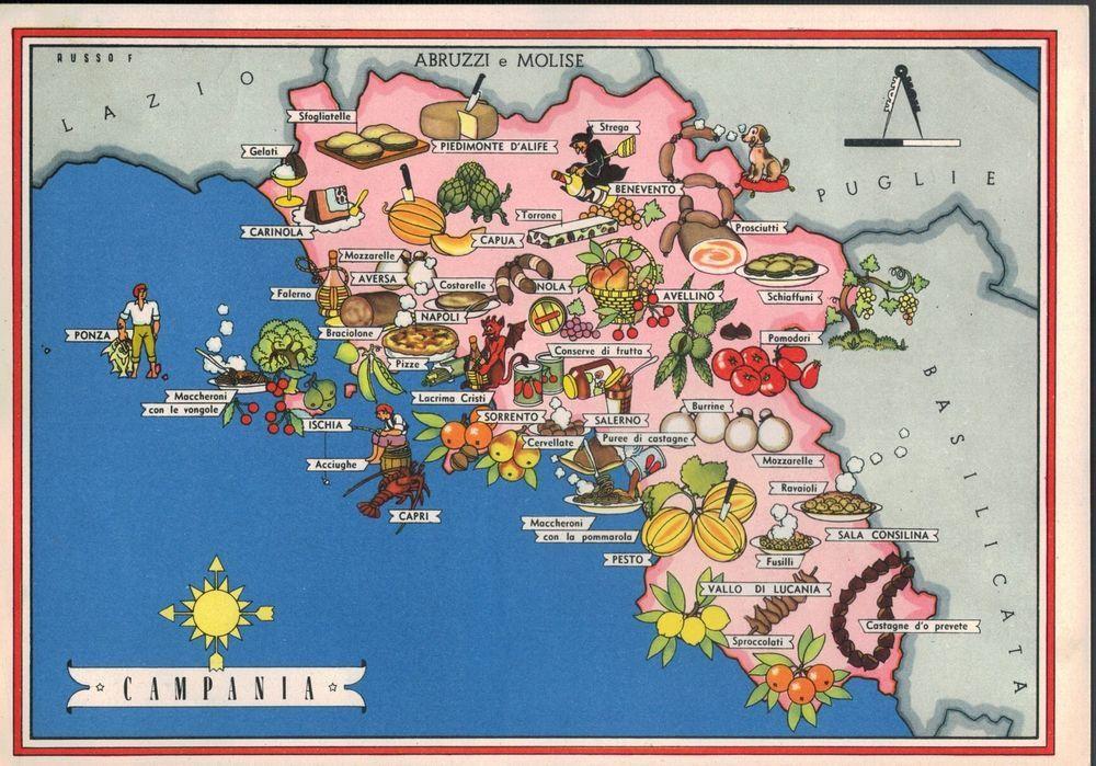 Cartina Stradale Abruzzo Molise.Campania Cartina Geografica Stampa Propagandistica Farmaceutica Cm 24 X 17 Geografia Idee Per Le Vacanze Immagini