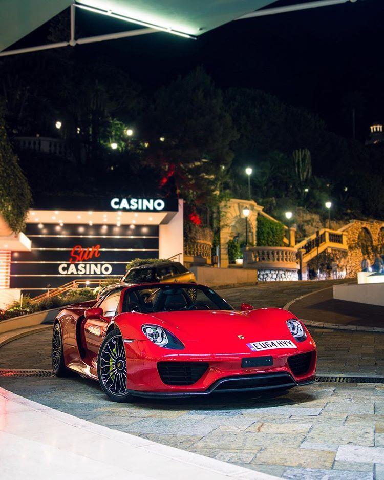 918 Spyder Monaco Luxury Cars Bmw