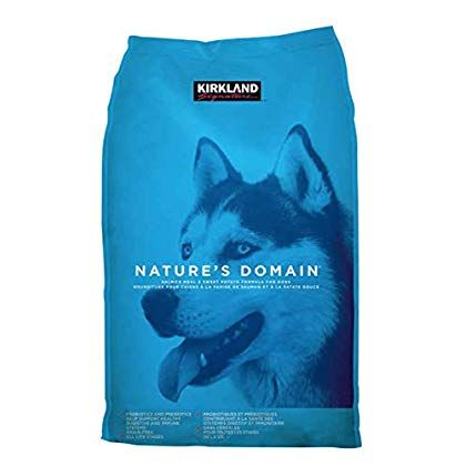 Nature S Domain Grain Free All Life Stages Salmon Meal And Sweet