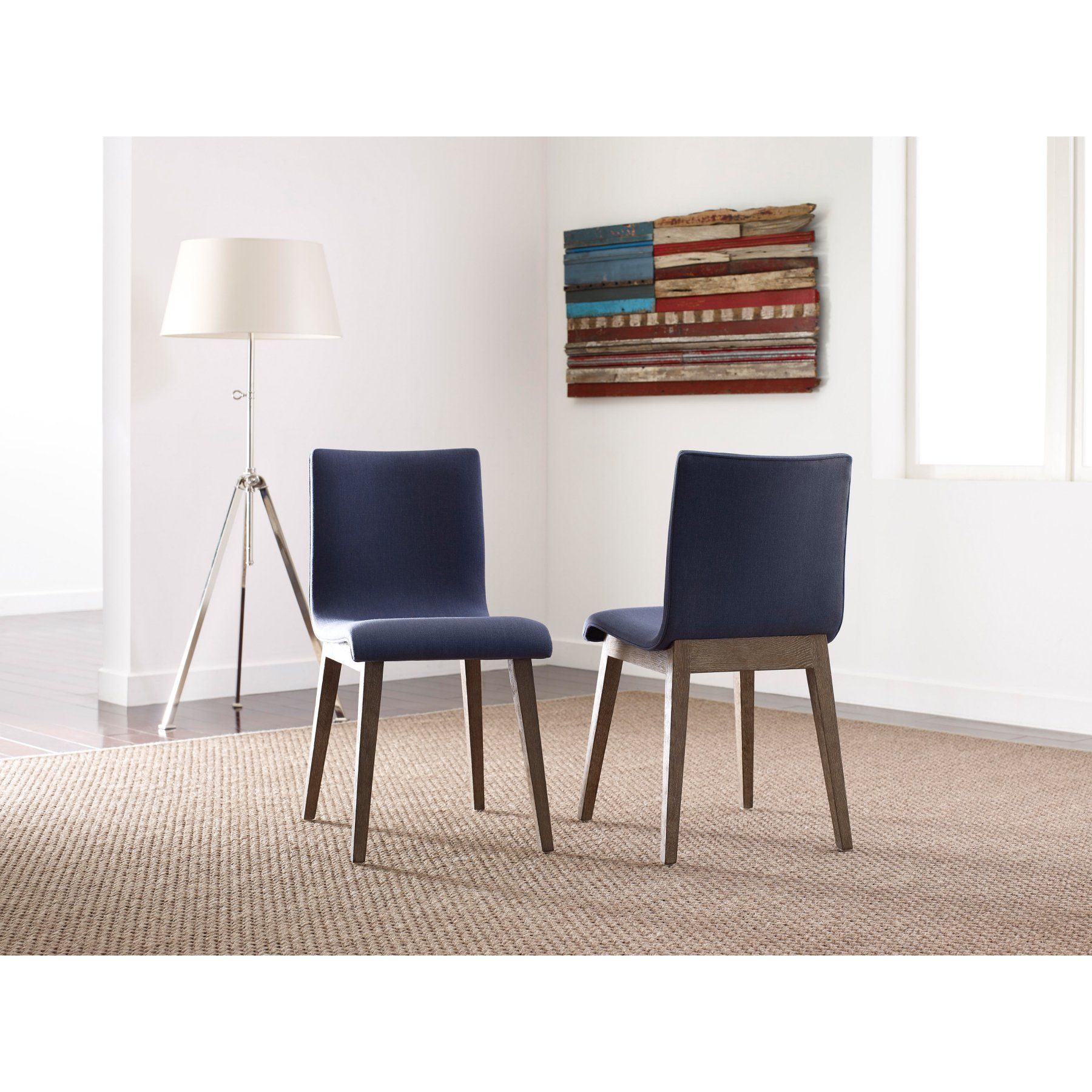 Tommy Hilfiger Mankato Dining Chair with Tapered Oak Legs ... on ralph lauren furniture, michael kors furniture, pierre cardin furniture, dior furniture,