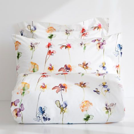 bettw sche flores zara home deutschland sleepy dekoration. Black Bedroom Furniture Sets. Home Design Ideas