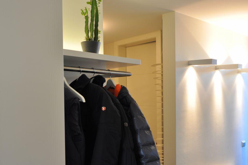 Garderoben Mobel Fur Flure Und Eingangsbereiche Nach Mass Garderobe Garderobenstange Garderobe Flur