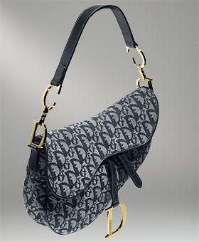 oldie but a goodie  Dior saddle bag 2001   I m BAGging u   Dior ... d438a47537