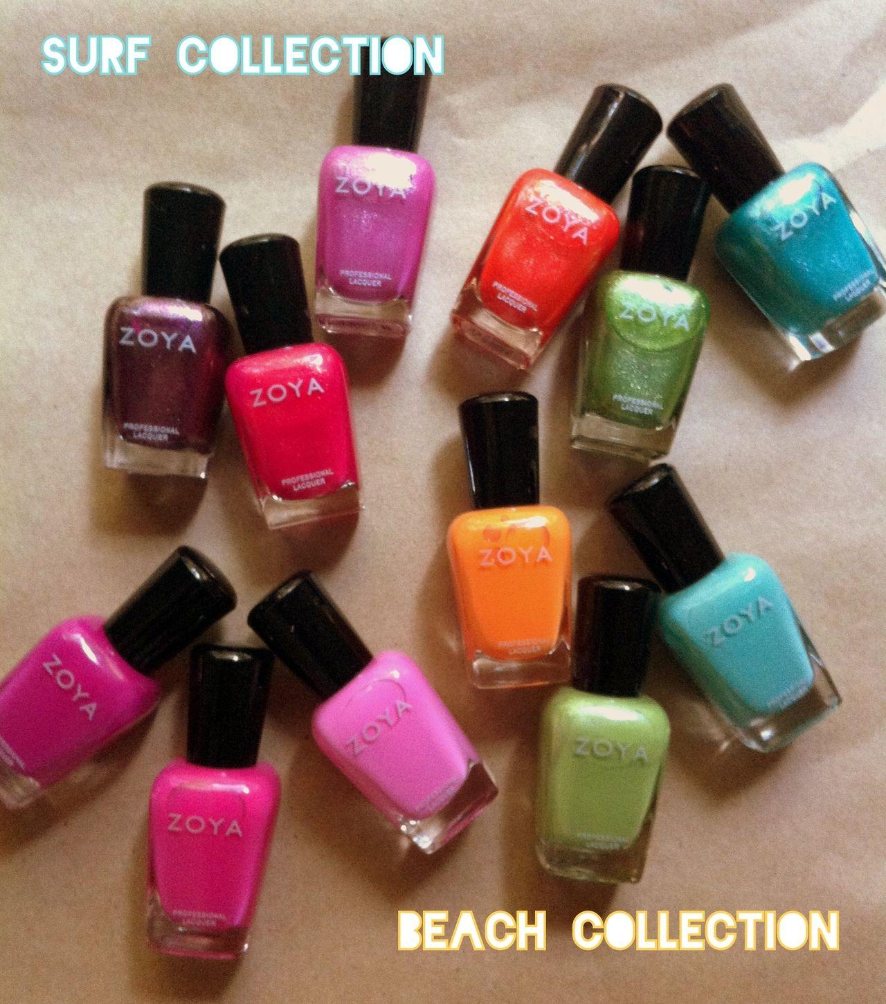 Pool Party | Nail polish, Nail polish collection, Nails