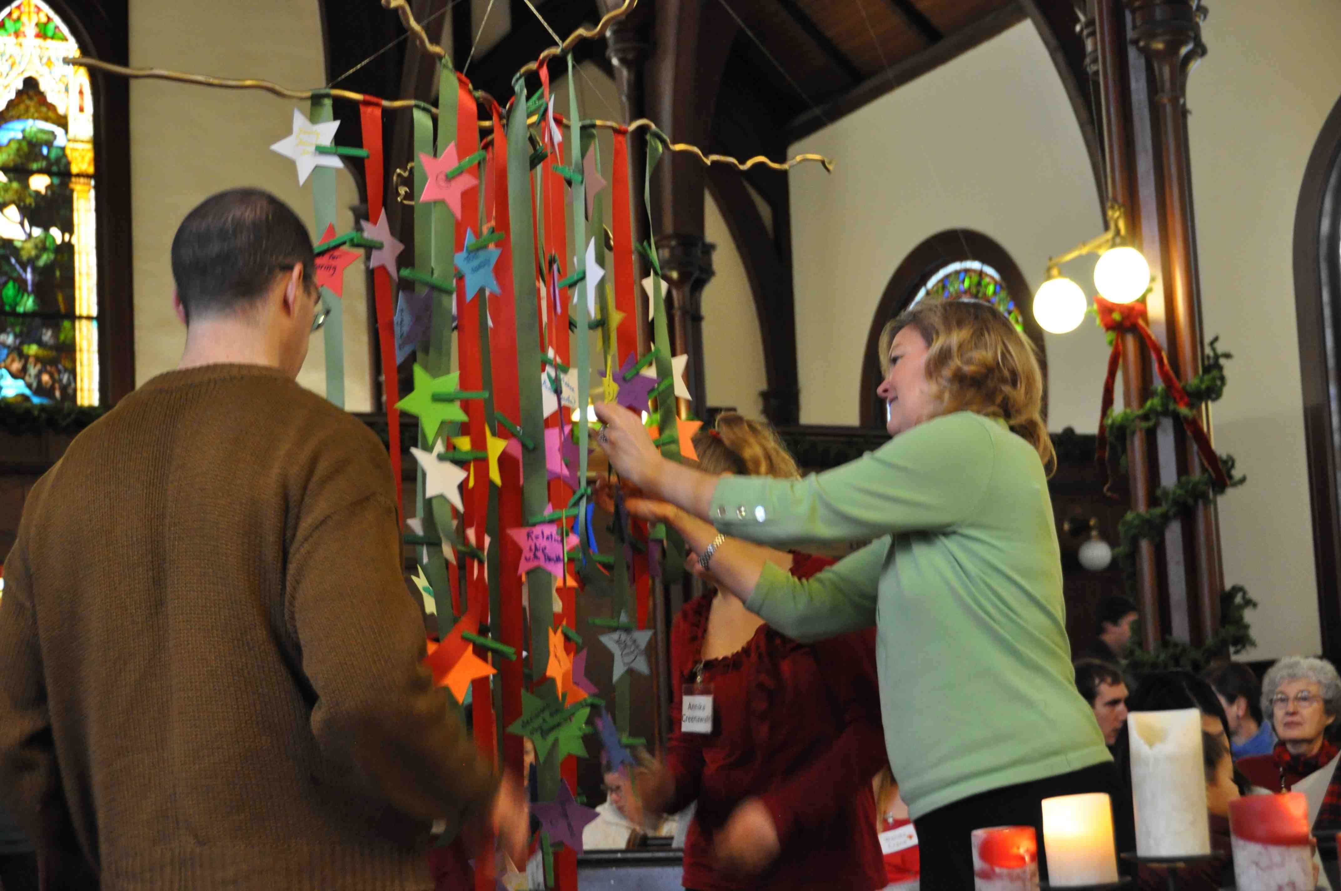 Advent Worship Services | Trinity Lutheran Church |Worship Service Advent Ideas