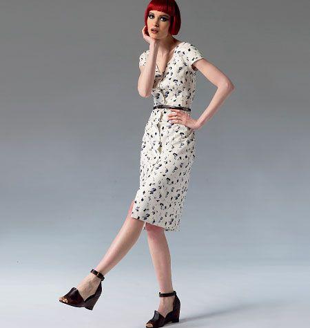 Misses\'/Misses\' Petite Dress   Patterns   Pinterest