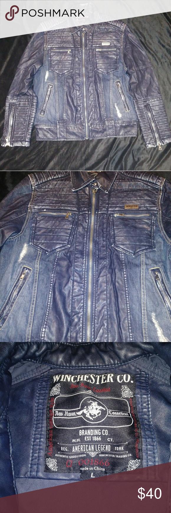 Winchester Mens Jacket Mens Jackets Clothes Design Jackets
