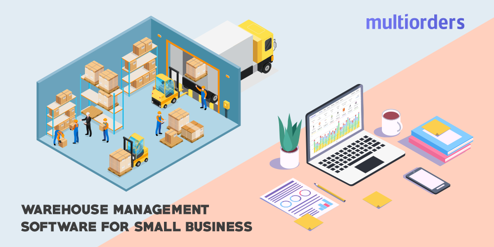 Warehouse Management Software For Small Business Warehouse Management Small Business Management