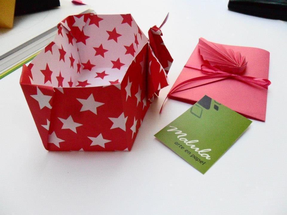 Plegados para enseñar origami, tema: origami de uso, Por malula _ arte en papel